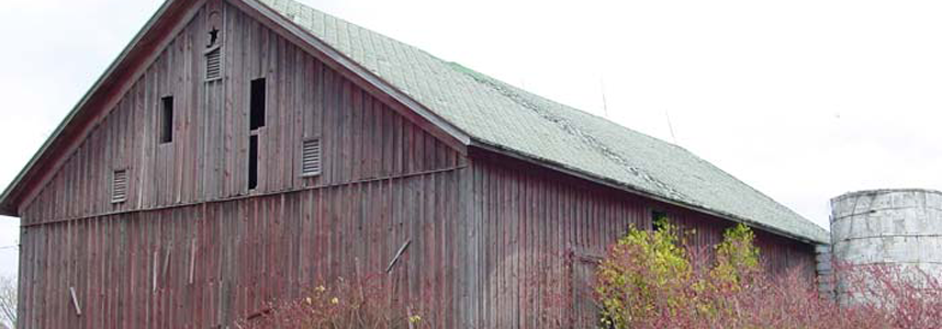 Angling Road Barn Reconstruction